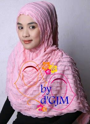 Model 3. Hijab Pashmina Modern Instan image