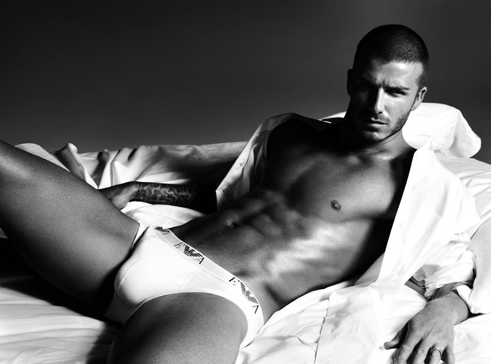 David Beckham su nueva campaña para H&M (fotos  - imagenes de david beckham en ropa interior