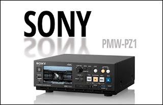 PMWPZ1 مشغل ذاكرة الكاميرا الجديد من Sony