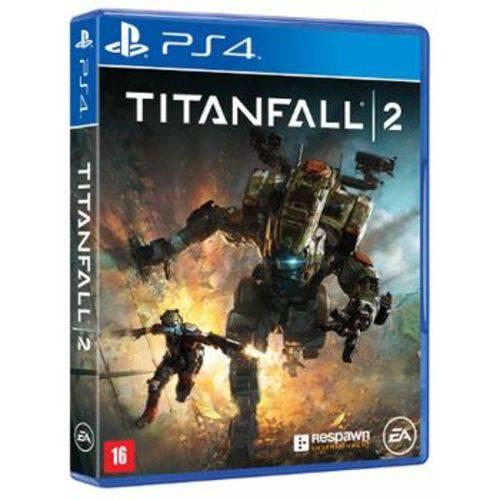 Jogo Electronic Arts Titanfall 2 PS4 Blu-ray