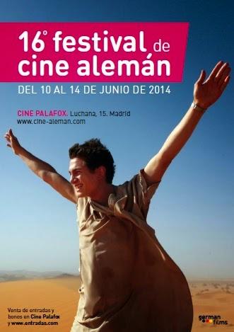 16º Festival de Cine Alemán en Madrid