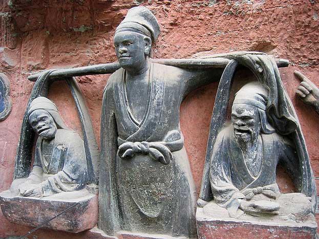 Dazu Rock Carvings China Heritage