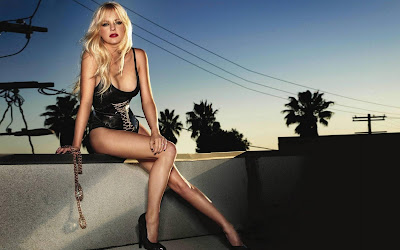 Anna Faris hd Wallpaper look gorgeous new style