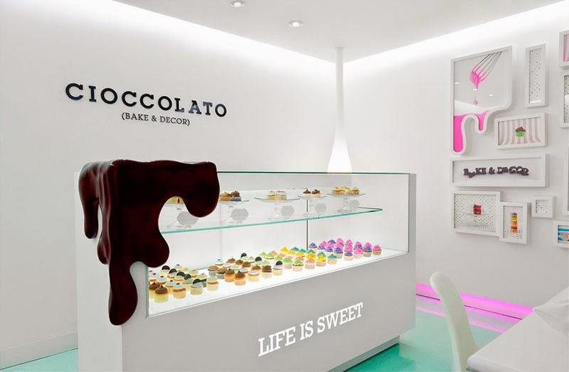 De compras... Creativos diseños de tiendas | Maria victrix