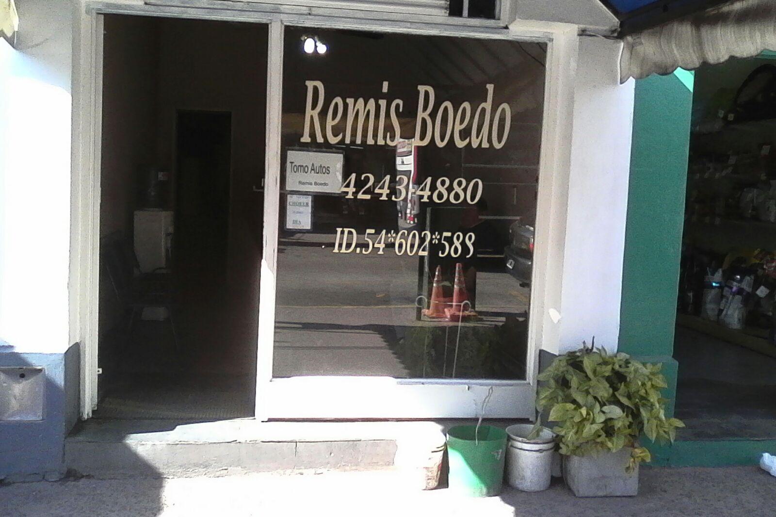 "REMIS ""BOEDO"""