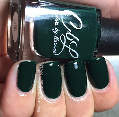 Colors by Llarowe Winter Crellies/Jellies: Emerald Isle