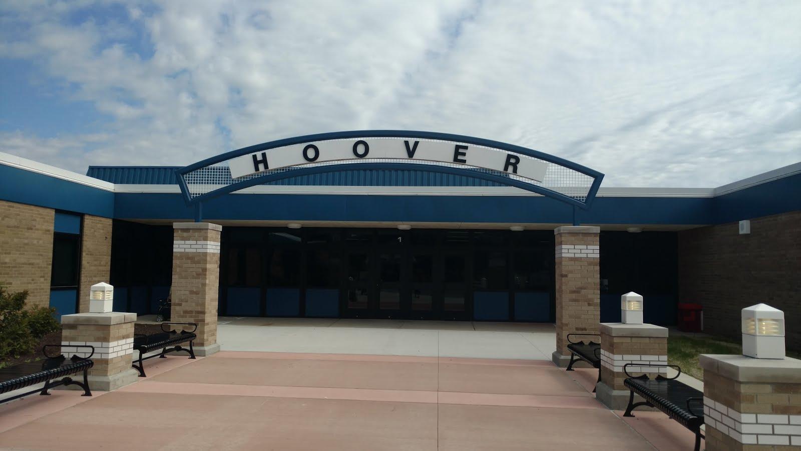 Hoover Entrance