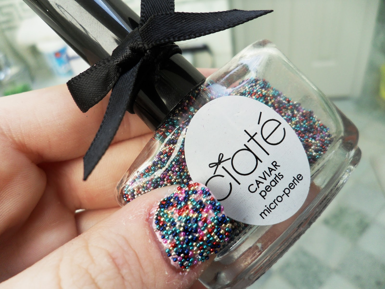 Claws Up!: Ciate Caviar Review