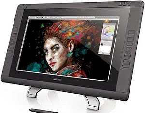 Wacom Cintiq 22HD Touch