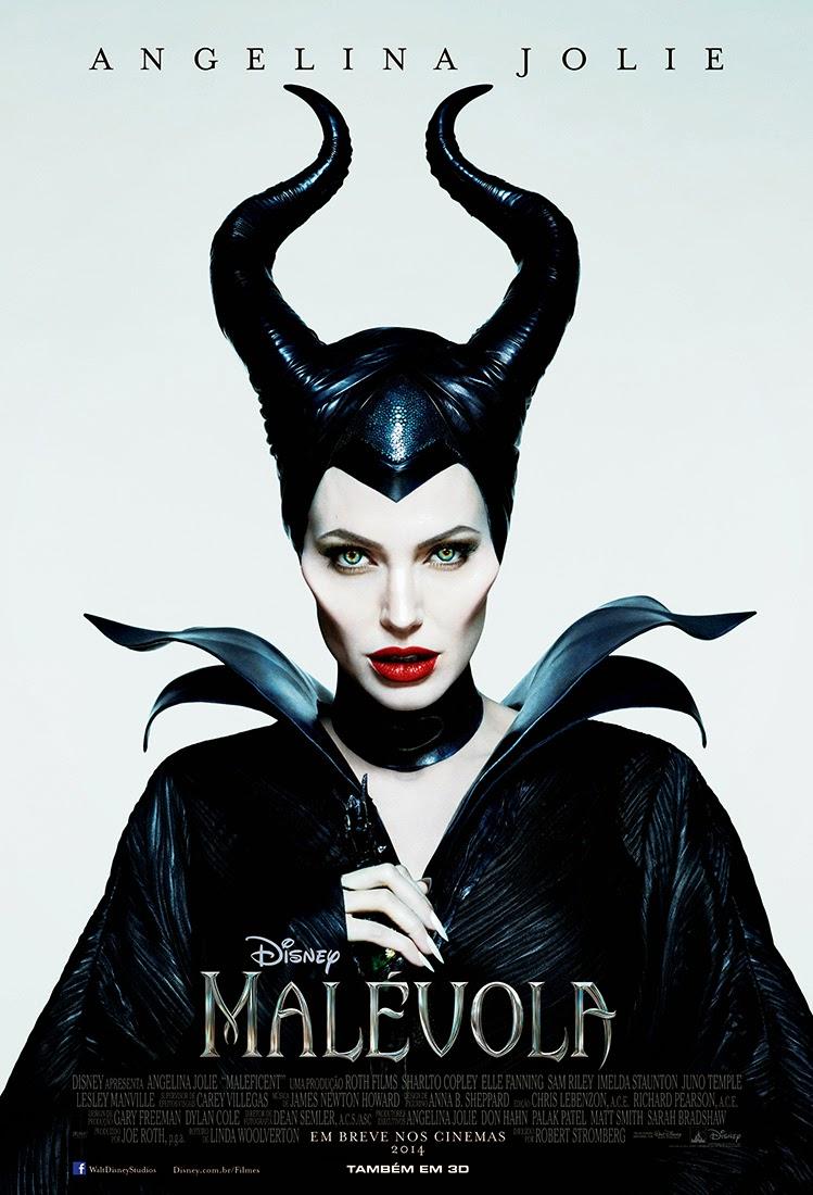 Dica de Filme Malévola Angelina Jolie