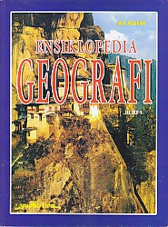 toko buku rahma: buku ENSIKLOPEDIA GEOGRAFI JILID 1, pengarang marbun, penerbit yudhistira