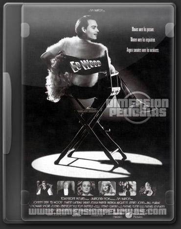 Ed Wood (DVDRip Ingles Subtitulada) (1994)