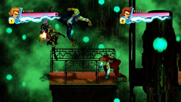 Double-Dragon-Neon-PC-Game-Screenshot-Review-www.ovagames.com-4
