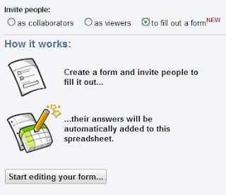 Membuat dan Memasang Online Form