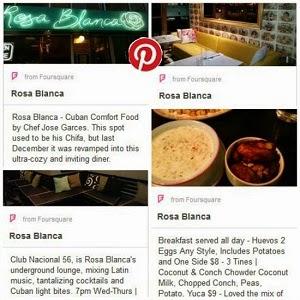 T&T Pinterest Restaurant Spotlight: ROSA BLANCA