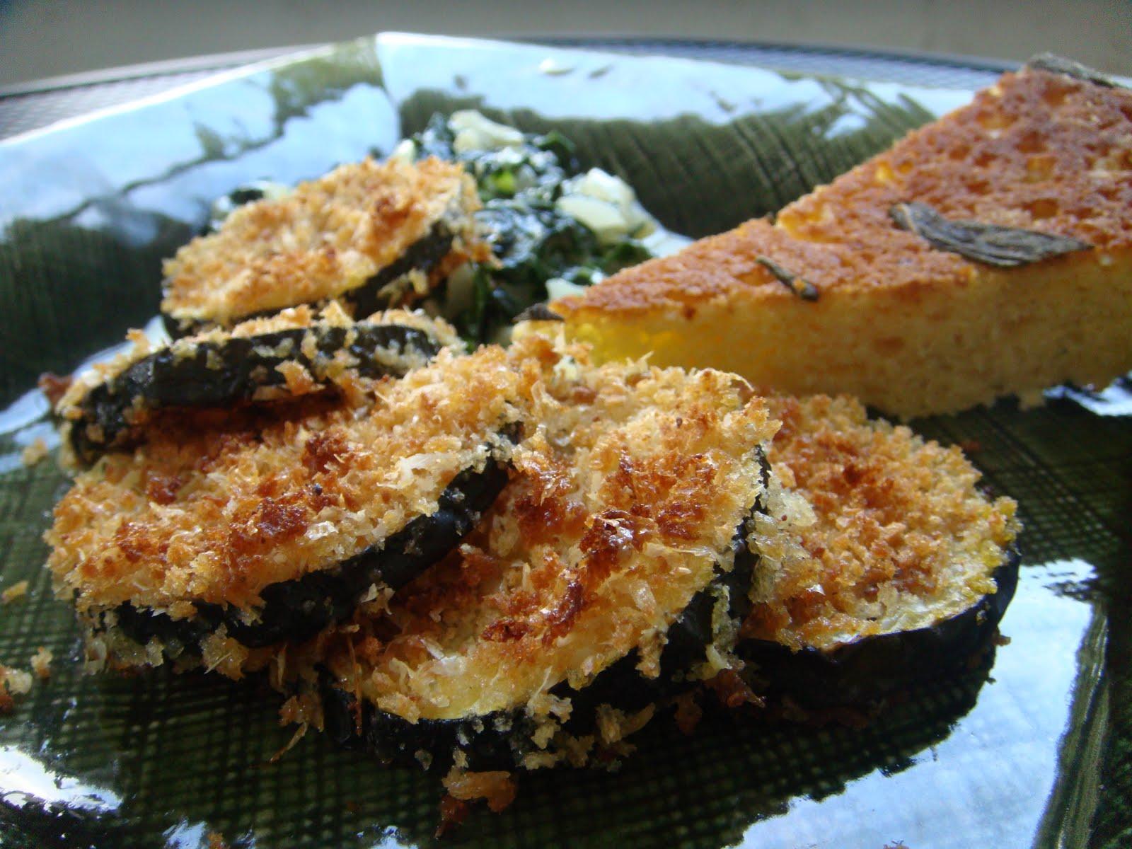 kaffeinated: Sage and Honey Skillet Cornbread, Zucchini Parmesan ...