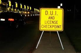 Elk Grove DUI Checkpoint on Friday Night