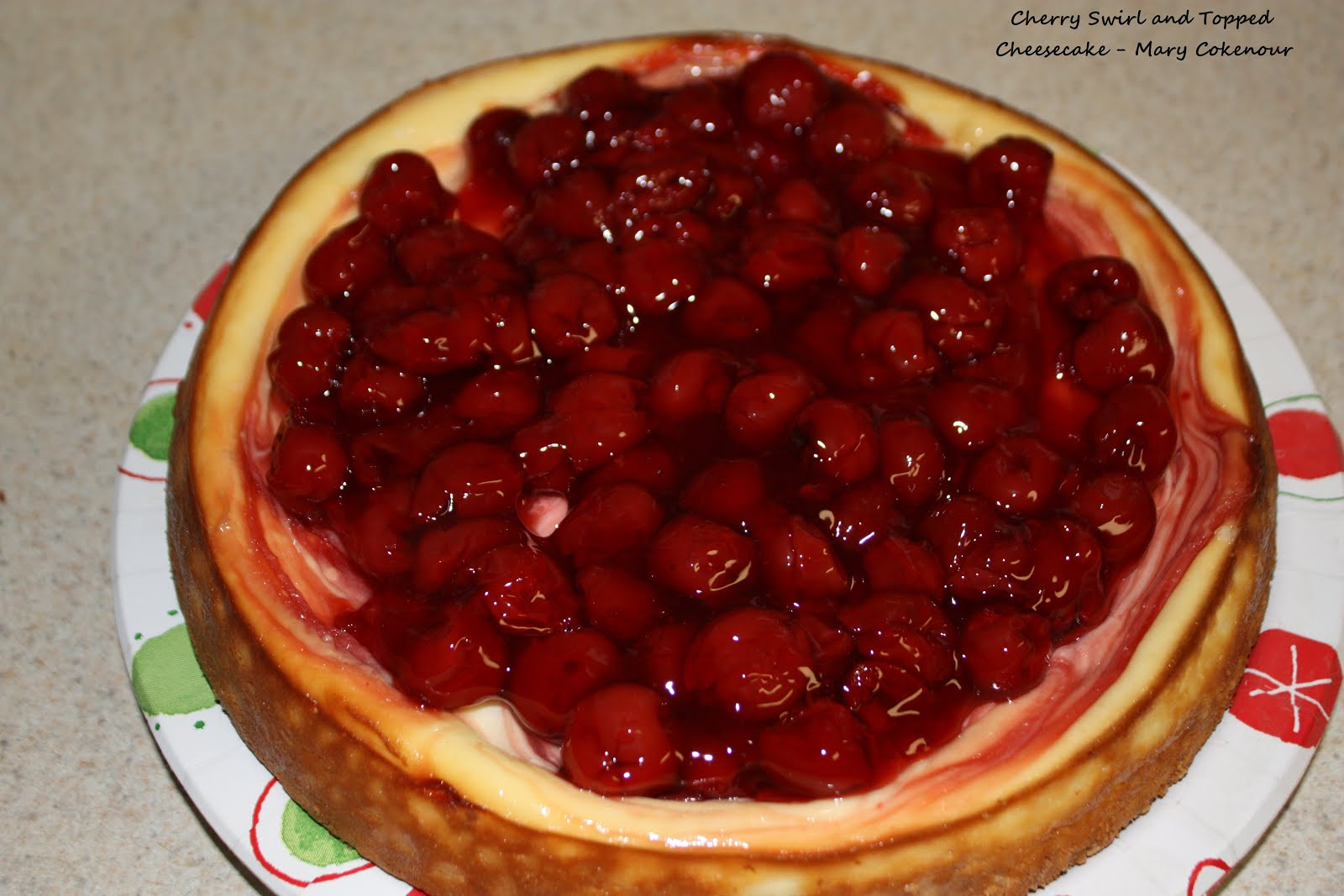Food Adventures of a Comfort Cook: Fruity Adventure into Cheesecake.