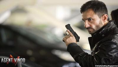 Agent Vinod: Fresh Hot HQ Wallpaper - featuring Saif Ali Khan