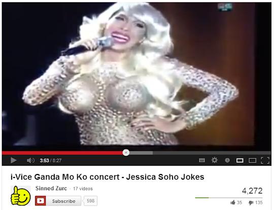 Trending: Vice Ganda's 'Rape' Joke about Jessica Soho