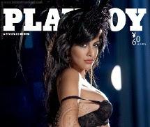 Mari Silvestre Playboy Brasil Março 2014