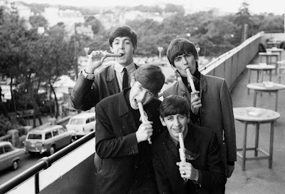 did the impact of the beatles John lennon in particular was beginning to exhibit a dylanesque influence in his songwriting on  the beatles did use their unaccustomed peace in india to compose a .