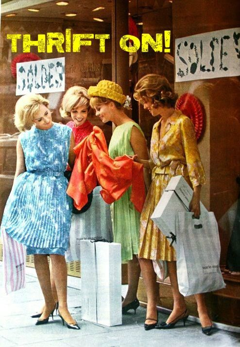 Thrifty girls guide