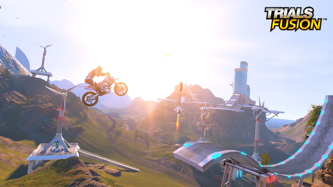 Trials Fusion Game Free