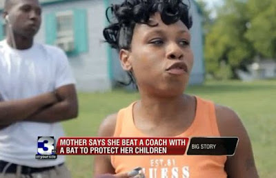 Lakeisha Richmond Arrested For Beating Coach