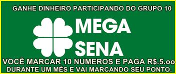 MEGA 10 A SORTE E SUA