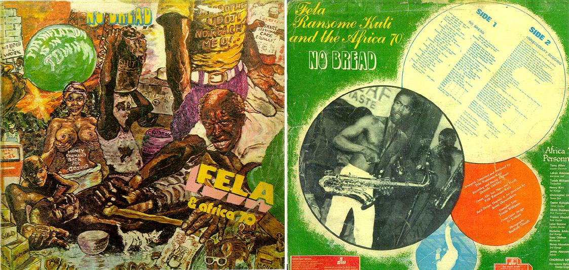 Msica Subsahariana Afrobeat 2 Fela Kuti 2