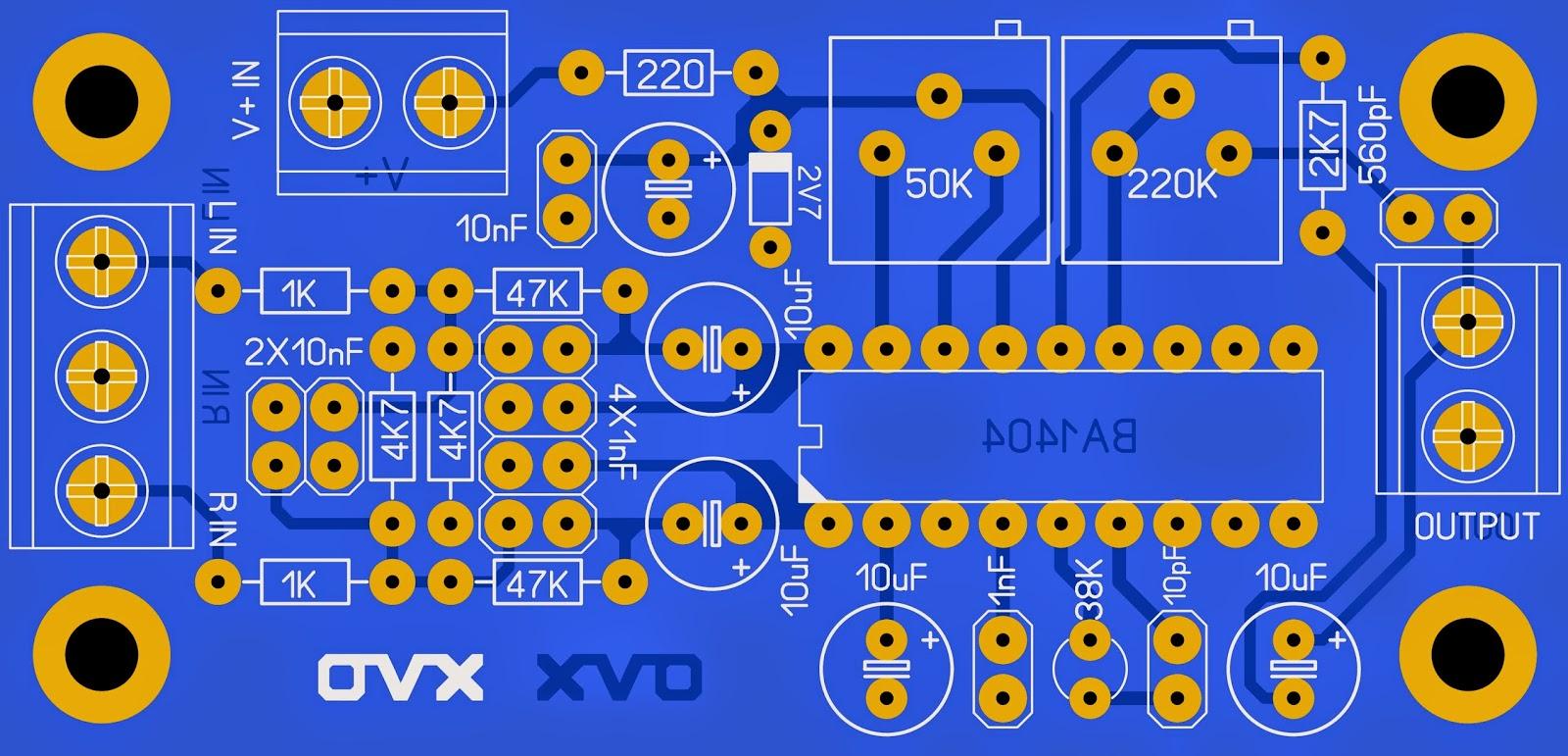 Ba1404 Hi Fi Stereo Fm Transmitter Suwoko Industries Mpx