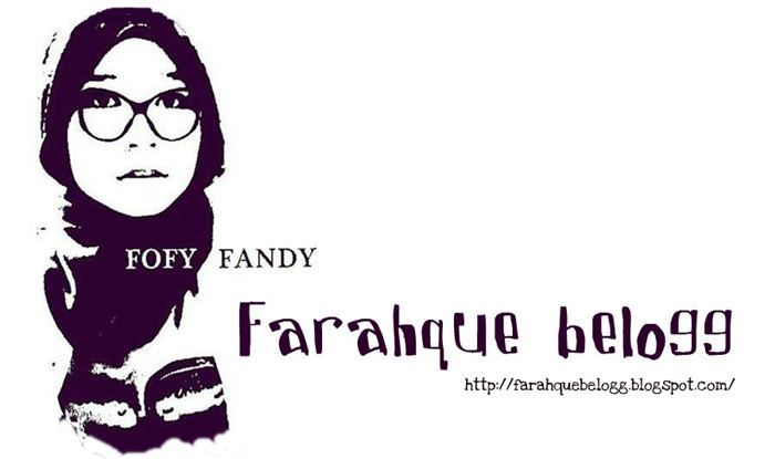 Farahque blog