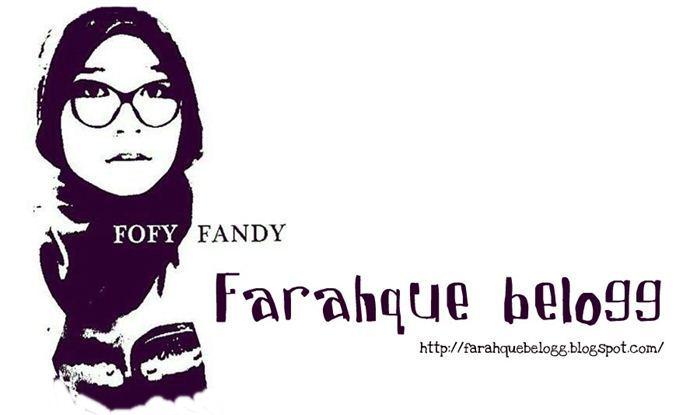 Farahque blog
