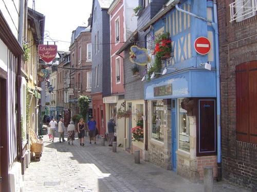 Gite Centre Ville Honfleur