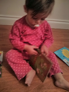 youngest reading books