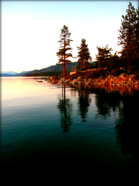 lake tahoe sunset zephyr point cove presbyterian conference center retreat
