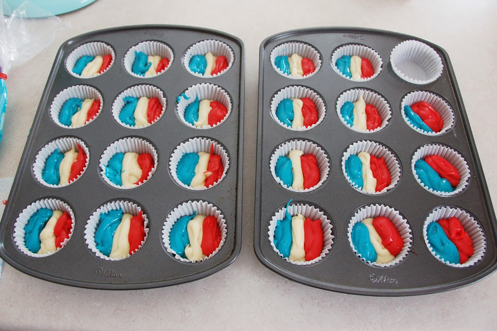Filling Cupcakes With Pastry Bag Pastry Bag Method to Fill