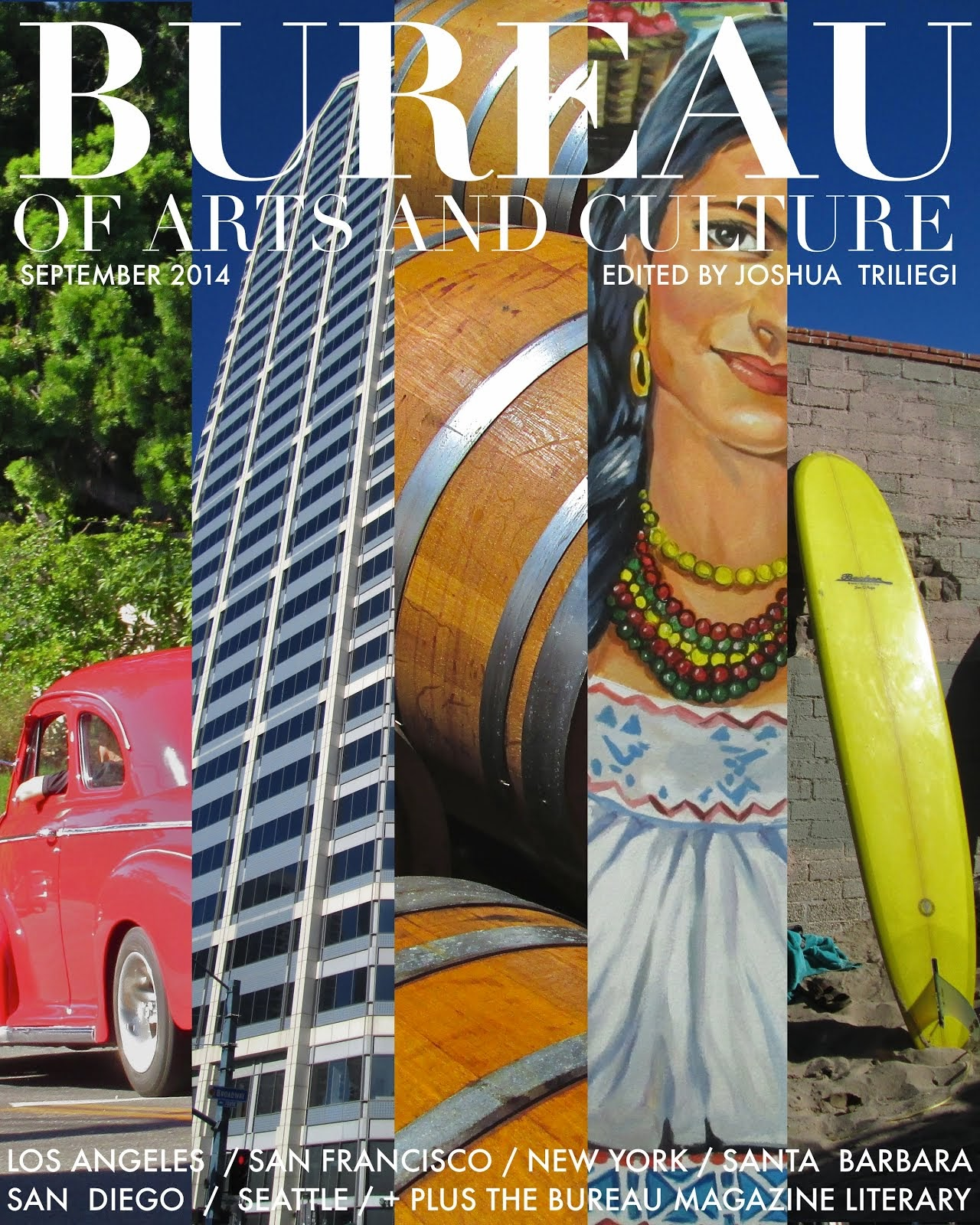 Tap The Image to Get The September 2014 Edition of BUREAU of ARTS and CULTURE MAGAZINE.