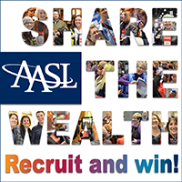 We Would Love To Have You Be Part Of AASL Too!
