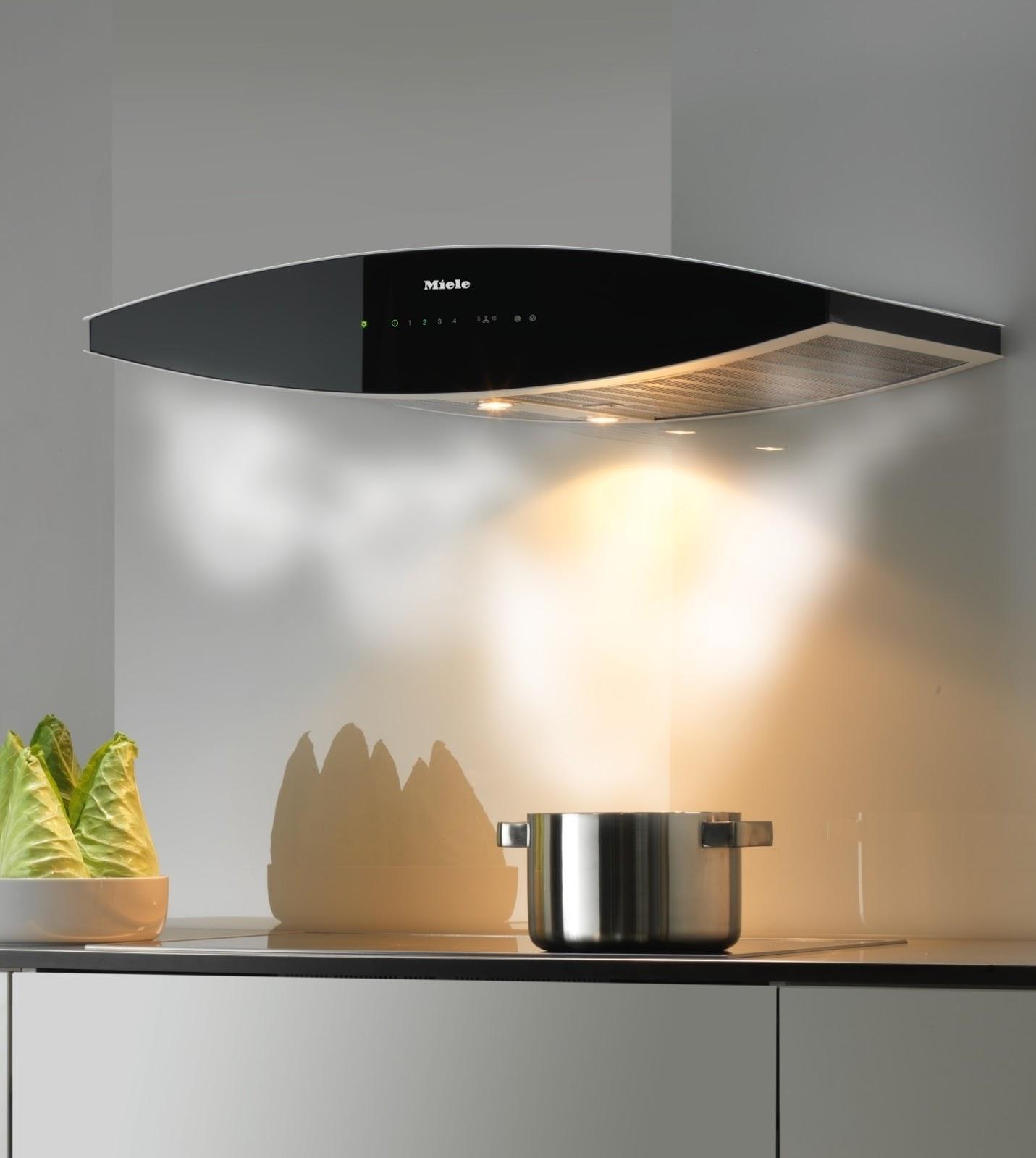 Cafran cocinas campanas extractoras aura de miele - Mejores campanas extractoras para cocinas ...