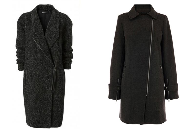 Gina Tricot coat 2012