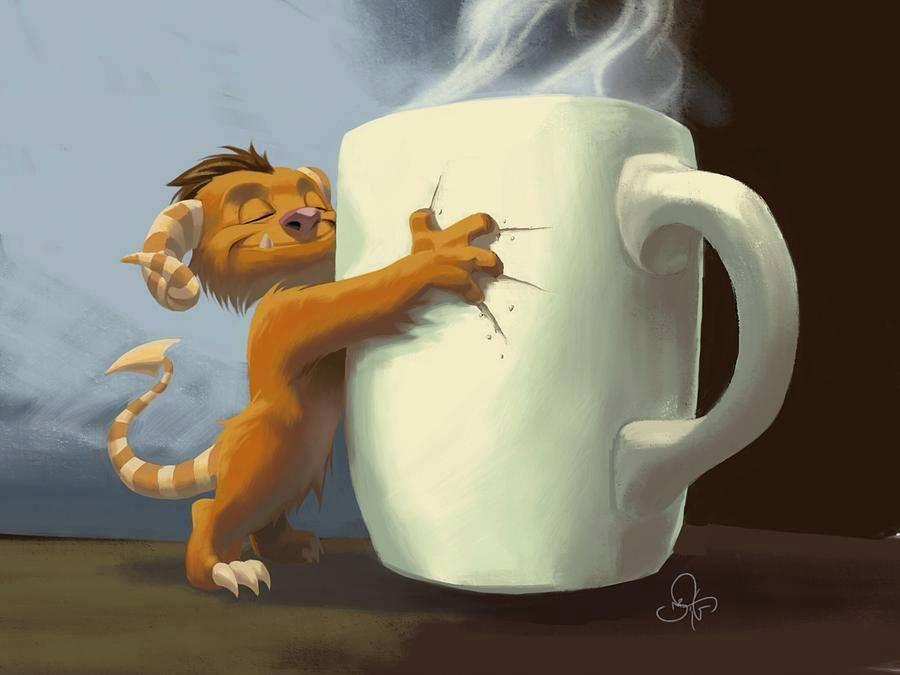 Undo the Dry Spell: Coffee, Cookies and Tea 1