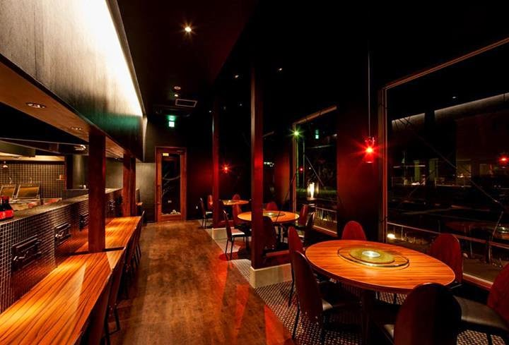 Chinese restaurant design interior and pictures for Asian restaurant decoration