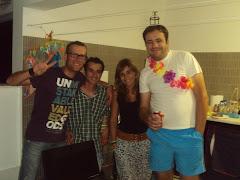 Dj_MC, Mauro, Sara & Luis N.