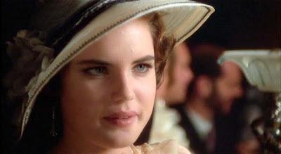 Elizabeth Mcgovern actriz de cine