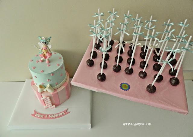 edirne 1 yaş butik pasta