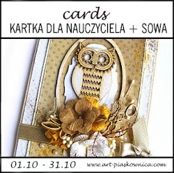 CARDS - kartka dla nauczyciela