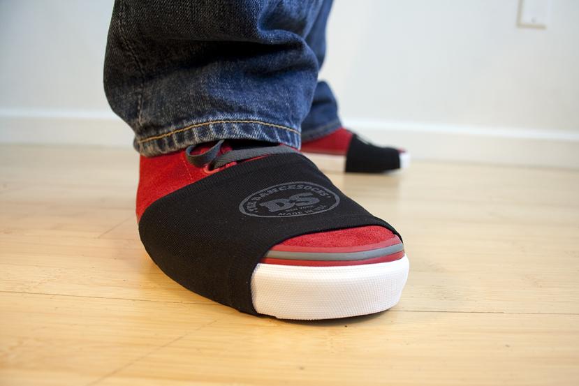 The DanceSocks!™: Make Vans Dance Shoes for HIP HOP