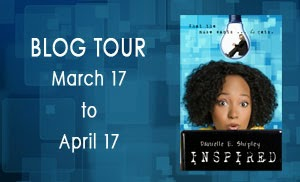 Inspired Blog Tour